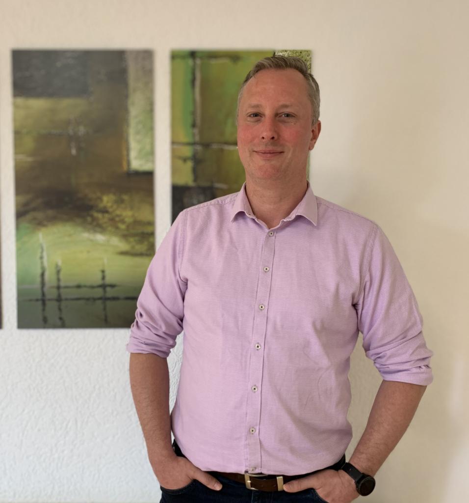 Lars Dorner- CEO @ Dorner Systems